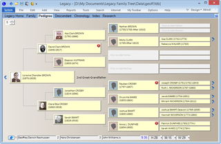 Jun 22, · The Complete Genealogy Reporter is a software program which can be used in order to open and edit Genealogical Data Communication, so that .