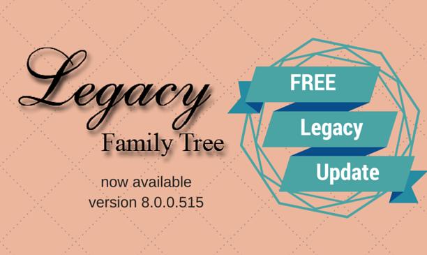 Legacy Updates - Legacy News