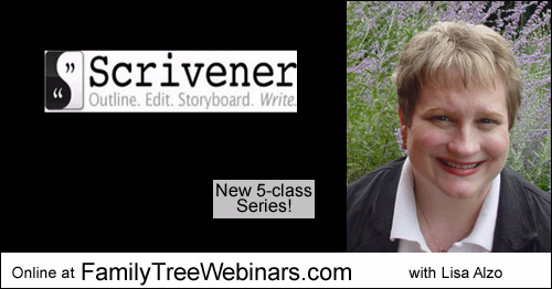 Scrivener Series Announcement