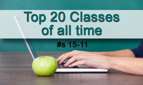 Top 20 Webinars of All Time - #s 15-11