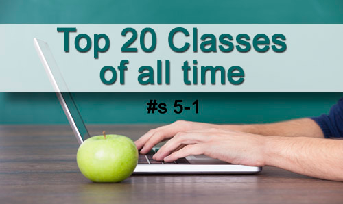 Top 20 Webinars of All Time - #s 5-1