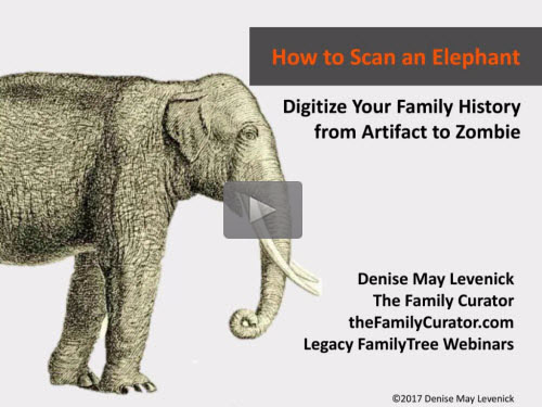 How to Scan an Elephant: Digitizing Awkward Artifacts from Artifact to Zombie