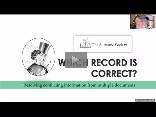 Which Record is Correct? by DearMytle and Russ Worthington