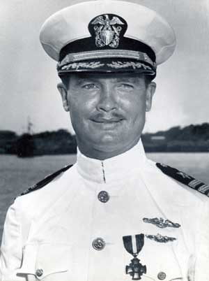 Submarine Commander, Samuel D. Dealey
