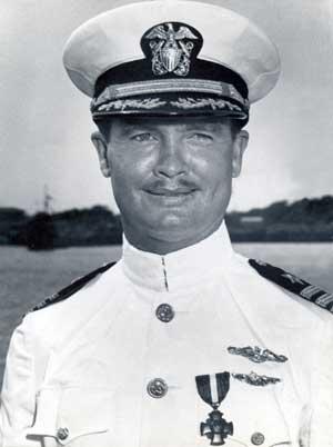Submarine Commander, Samuel D. Dealey