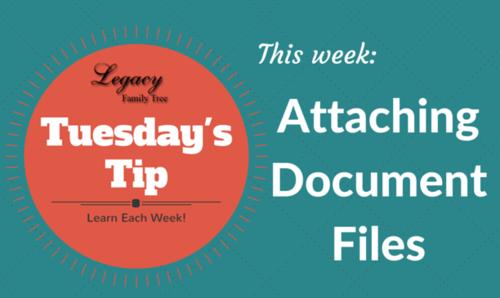 TT - Attaching Document Files