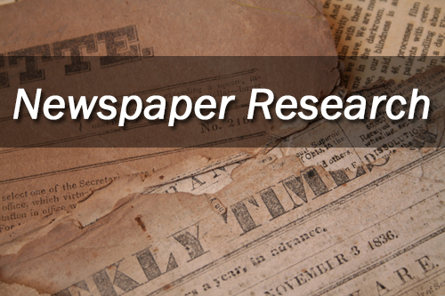 Newspaperresearch