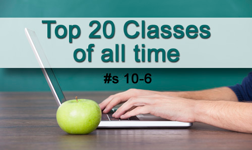 Top 20 Legacy Webinars of All Time - #s 10-6