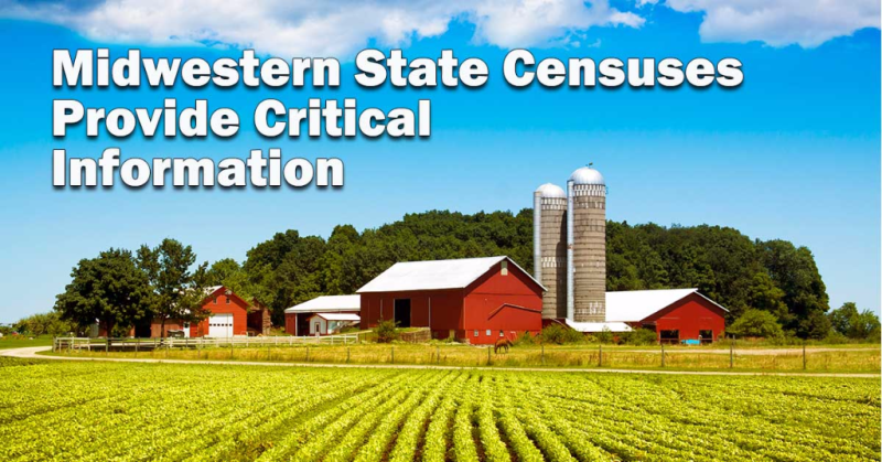 Midwestern State Censuses Provide Critical Information