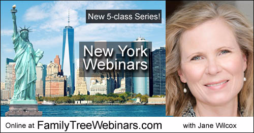 Five-part New York Webinar Series Now Available with Jane E. Wilcox