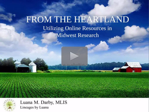 Utilizing Online Resources in Midwest Research