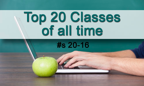 Top 20 Webinars of All Time - #s 20-16