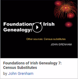 Foundations of Irish Genealogy 7: Census Substitutes
