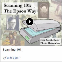 Scanning 101 by Eric Basir