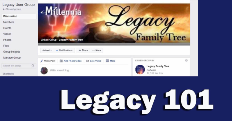 Compilation of Legacy 101Articles
