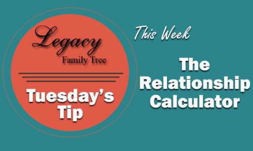 TT - The Relationship Calculator