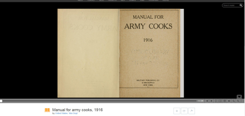 IA Manual for Army