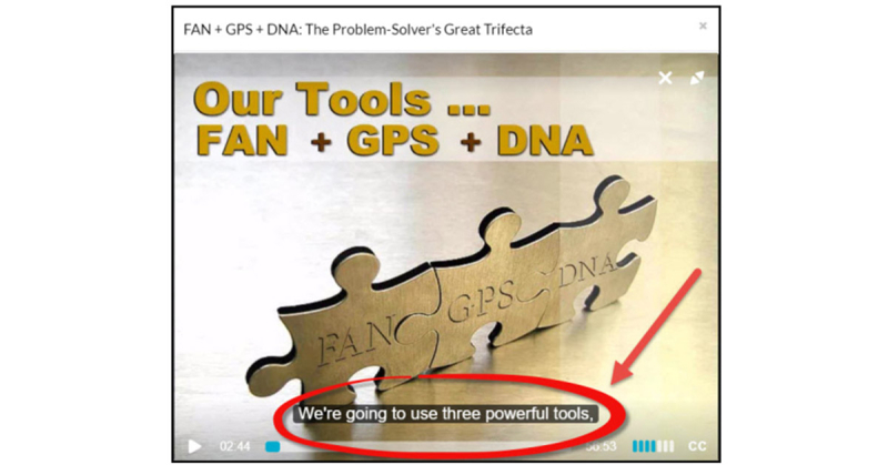 FamilyTreeWebinars.com Adds Captioning to Hundreds of Genealogy and DNA Education Classes