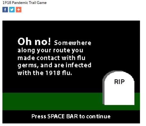 Pandemic RIP