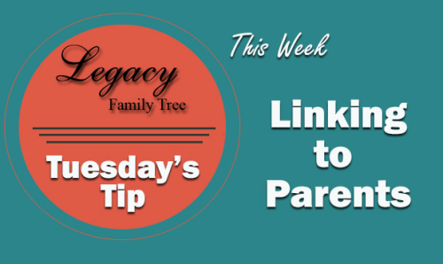 TT - Linking to Parents
