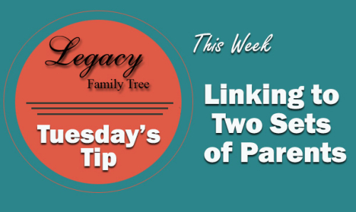 TT - Linking to Two Sets of Parents