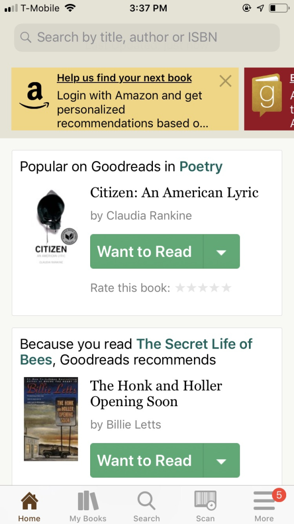Legacy News: Try Goodreads for Genealogy Inspiration