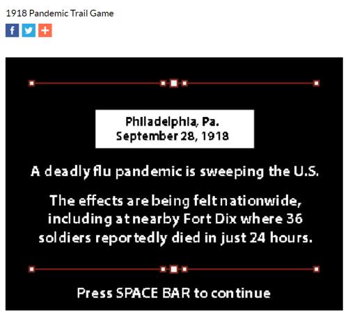 Pandemic PA