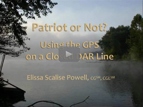 Patriot or Not?: Using the Genealogical Proof Standard on a Closed DAR Line - free webinar by Elissa Scalise Powell, CG, CGL now online for limited time