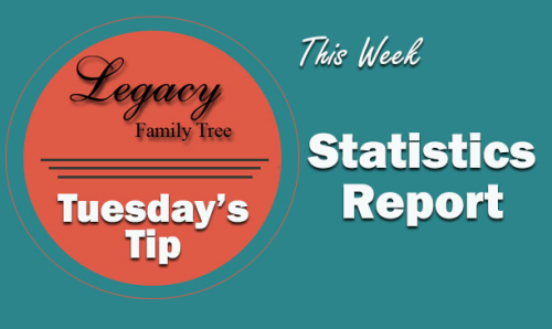 TT - Statistics Report