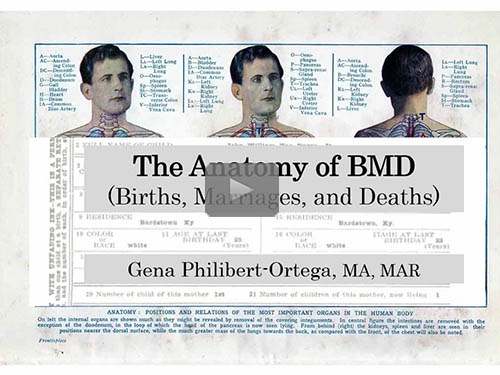 The Anatomy of BMD: What You Don't Know About Vital Records