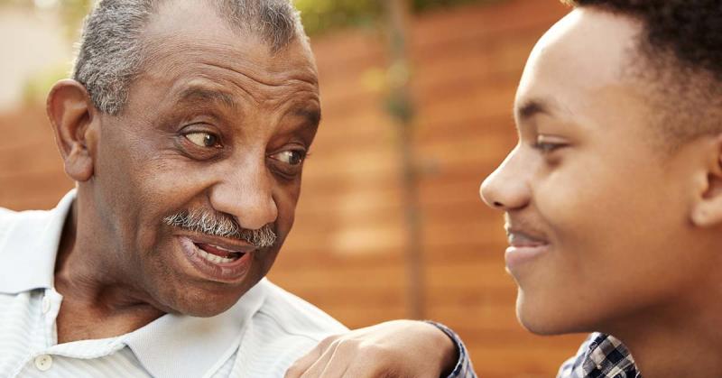 Learn More, Ask Grandma or Grandpa!