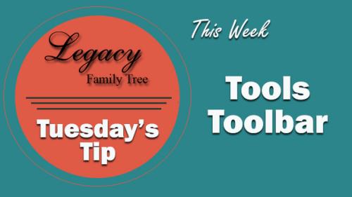 TT - Tools Toolbar