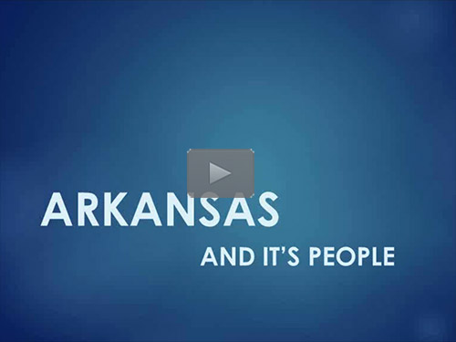 Arkansas and Its People by Jane Wilkerson