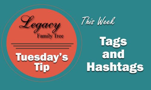 TT - Tags and Hashtags