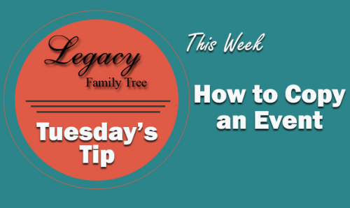 TT - How to Copy an Event