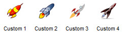 Custom Shortcuts