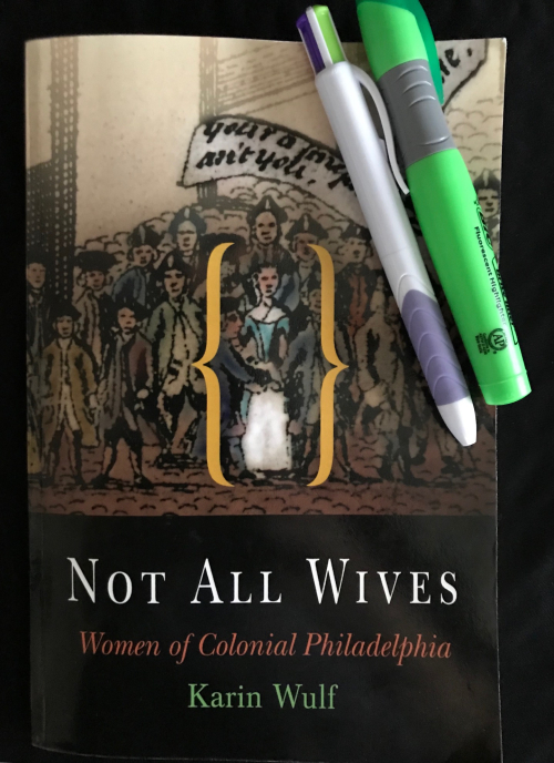 Not all wives cover