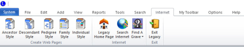 Internet Toolbar
