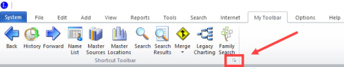 My Toolbar