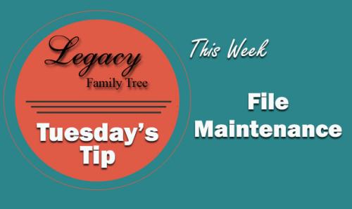 TT - File Maintenance