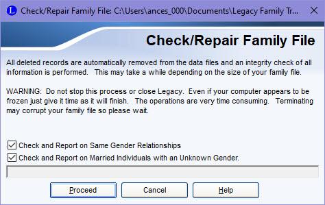 Check Repair