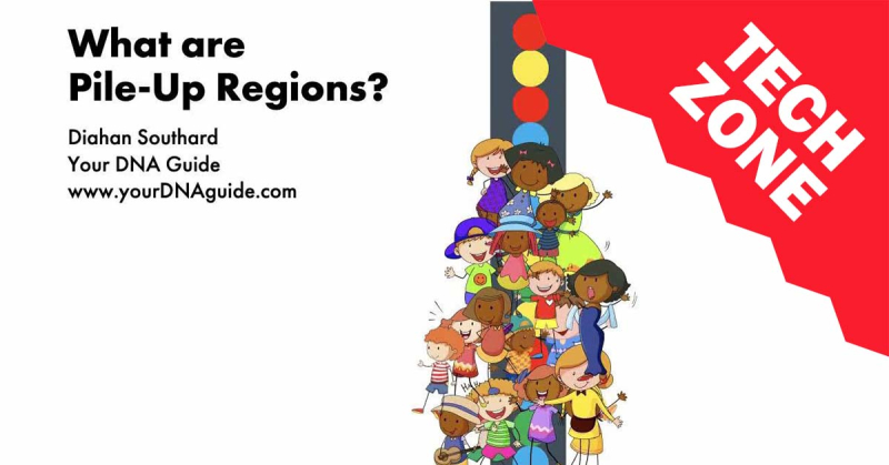 New TechZone Video - What are Pile-Up Regions? by Diahan Southard