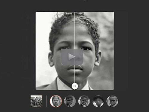 Bringing Your Family Photos to Life on MyHeritage by Keren Dotan now online for limited time