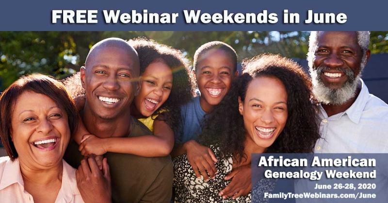 AfricanAmericanWeekend