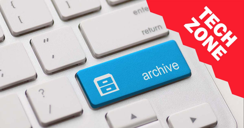 New TechZone Videos - The Internet Archive's Wayback Machine by Gena Philibert-Ortega