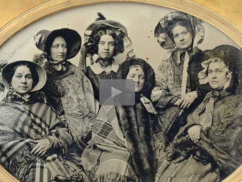 """ew """"Bonus"""" Webinar - The Wives of Fishermen: The Lives of 19th Century Women and the Records They Left Behind by Gena Philibert-Ortega"""