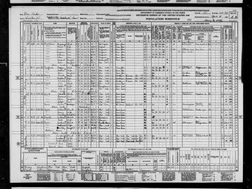 1940 census myheritage