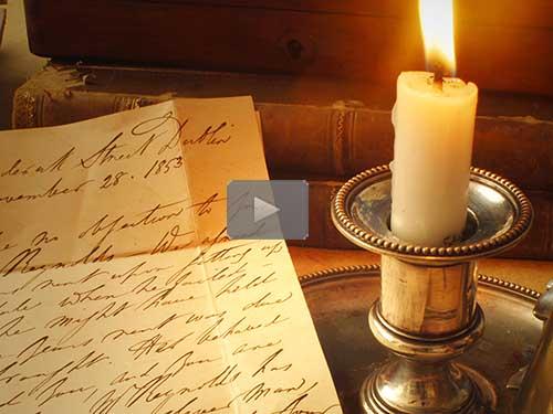 "New ""Bonus"" Webinar - Three Letters From Sarah: A Case Study by J. Mark Lowe, CG, FUGA"