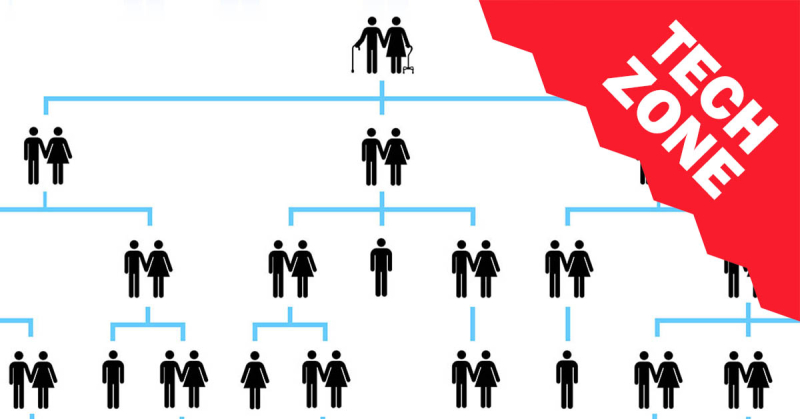 New TechZone Video - Linking Family Trees to DNA Results by Michelle Leonard